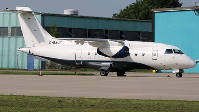 D-BSUN - Dornier Do-328-310 Jet - Dornier