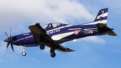 16 - Pilatus PC-21 - France - Air Force