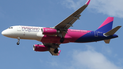 A picture of HALYT - Airbus A320232 - Wizz Air - © ikeharel