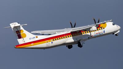 A picture of ECLRH - ATR 72600 - Iberia - © Manuel Llama - Benalmadena Spotters