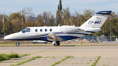 T7-MMZ - Cessna Citation M2 - Private
