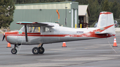 A picture of N7905E - Cessna 150 - [17705] - © Nathan L