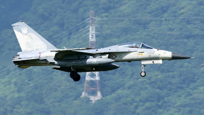 1455 - AIDC F-CK-1C Ching Kuo - Taiwan - Air Force