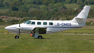 G-CMOS - Cessna T303 Crusader - Private