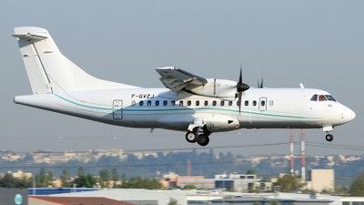 F-GVZJ - ATR 42-320 - Chalair Aviation