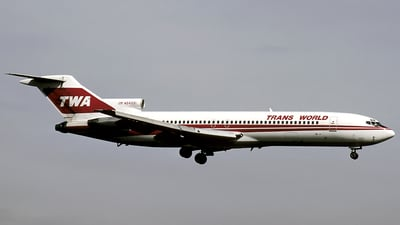 N54331 - Boeing 727-231 - Trans World Airlines (TWA)