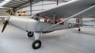 ZK-ARR - Auster 5 - Private