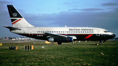 G-BKYH - Boeing 737-236(Adv) - British Airways