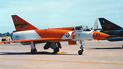A3-2 - Dassault Mirage 3O - Australia - Royal Australian Air Force (RAAF)