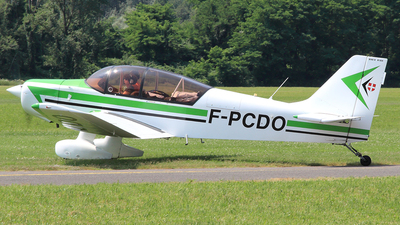 F-PCDO - Jodel D140R Abeille - Private