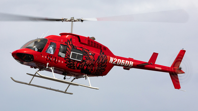 N206DB - Bell 206L-4 LongRanger - SUU Southern Utah University Aviation