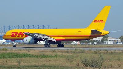 G-BIKC - Boeing 757-236(SF) - DHL Air