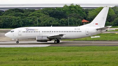 PK-TZE - Boeing 737-3M8 - XPress Air
