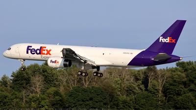 N951FD - Boeing 757-236(SF) - FedEx
