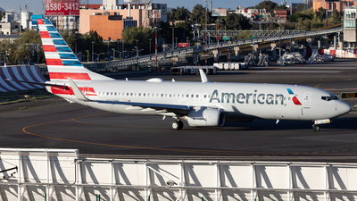A picture of N342PM - Boeing 737823 - American Airlines - © Felipe Garcia