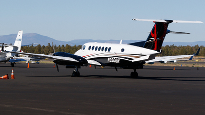N350GR - Beechcraft 300 Super King Air - Private