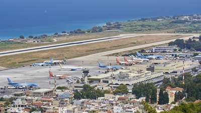 LGRP - Airport - Airport Overview