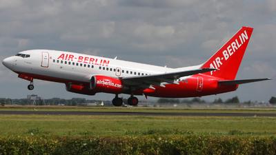 D-AGEP - Boeing 737-75B - Air Berlin (Germania)