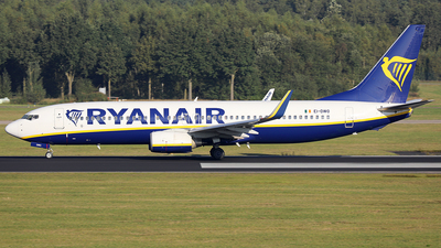 A picture of EIDWO - Boeing 7378AS - Ryanair - © AviaStar Photography