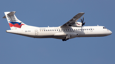 SX-FIV - ATR 72-212A(500) - Sky Express