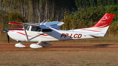 PP-LCD - Cessna T182T Skylane TC - Private