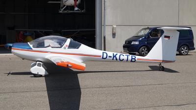 D-KCTB - Hoffmann H36 Dimona Mk.II - Private