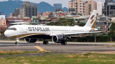 B-58201 - Airbus A321-252NX - Starlux