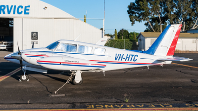 A picture of VHHTC - Piper PA39 Twin Comanche CR - [39100] - © Andrew Lesty