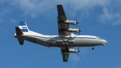 11789 - Antonov An-12BK - KnAAPO