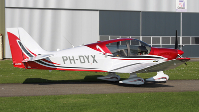 PH-DYX - Robin DR400/140B Dauphin - Private