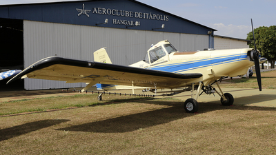 PT-GBV - Embraer EMB-200 Ipanema - Private