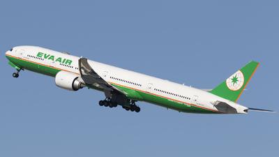 B-16720 - Boeing 777-36NER - Eva Air