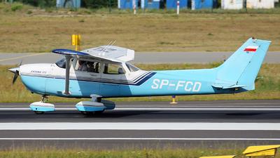 SP-FCD - Reims-Cessna F172P Skyhawk II - Private