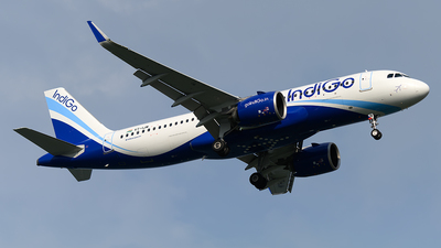 A picture of VTIJM - Airbus A320271N - IndiGo - © Andrew Hunt