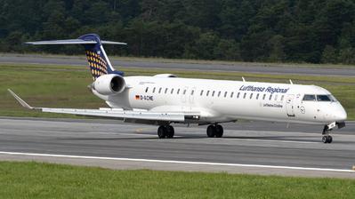 D-ACNE - Bombardier CRJ-900LR - Lufthansa Regional (CityLine)