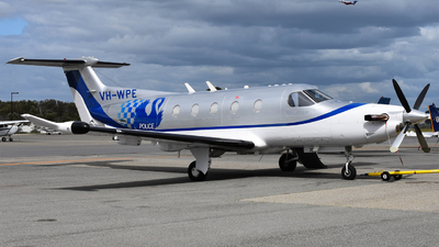 VH-WPE - Pilatus PC-12/47 - Australia - Western Australia Police