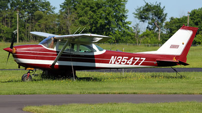 N35477 - Cessna 172I Skyhawk - Private