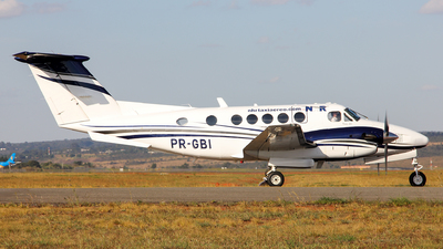 PR-GBI - Beechcraft 200 Super King Air - NHR Táxi Aéreo