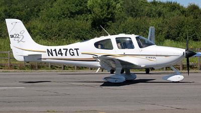 N147GT - Cirrus SR22-G2 - Private