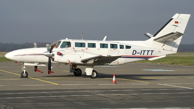 A picture of DITTT - Cessna F406 Caravan II - AirTaxi Europe - © Hanys