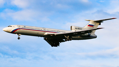 RA-85041 - Tupolev Tu-154M - Russia - Air Force