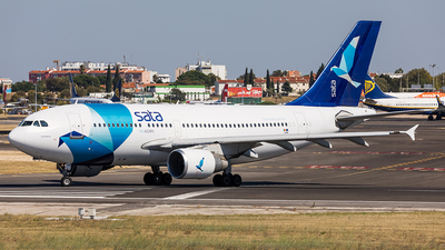 CS-TKN - Airbus A310-325(ET) - SATA International