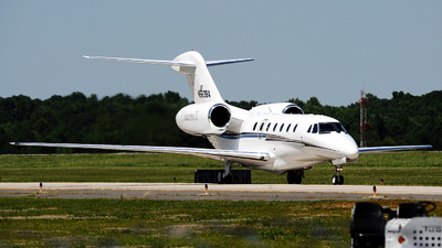 N563BA - Cessna 750 Citation X - Private