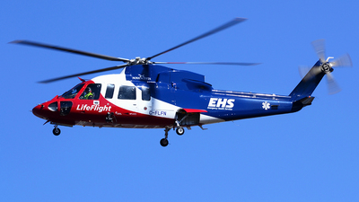 C-FLFN - Sikorsky S-76C - Canada - Emergency Health Services Nova Scotia