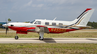 N455RS - Piper PA-46-500TP Malibu Meridian - Private