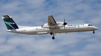 C-FKWE - Bombardier Dash 8-Q402 - WestJet Encore