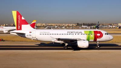 CS-TTE - Airbus A319-111 - TAP Portugal