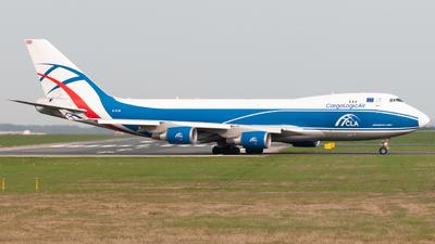G-CLAA - Boeing 747-446F(SCD) - CargoLogicAir
