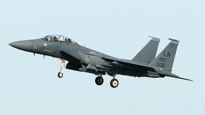 98-0135 - Boeing F-15E Strike Eagle - United States - US Air Force (USAF)