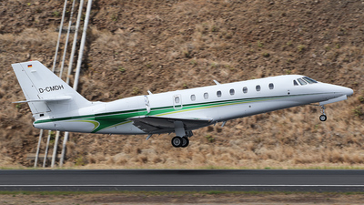 D-CMDH - Cessna 680 Citation Sovereign - Herrenknecht Aviation